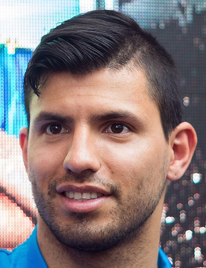 Sergio Agüero Player Profile Transfermarkt - Aguero hairstyle new