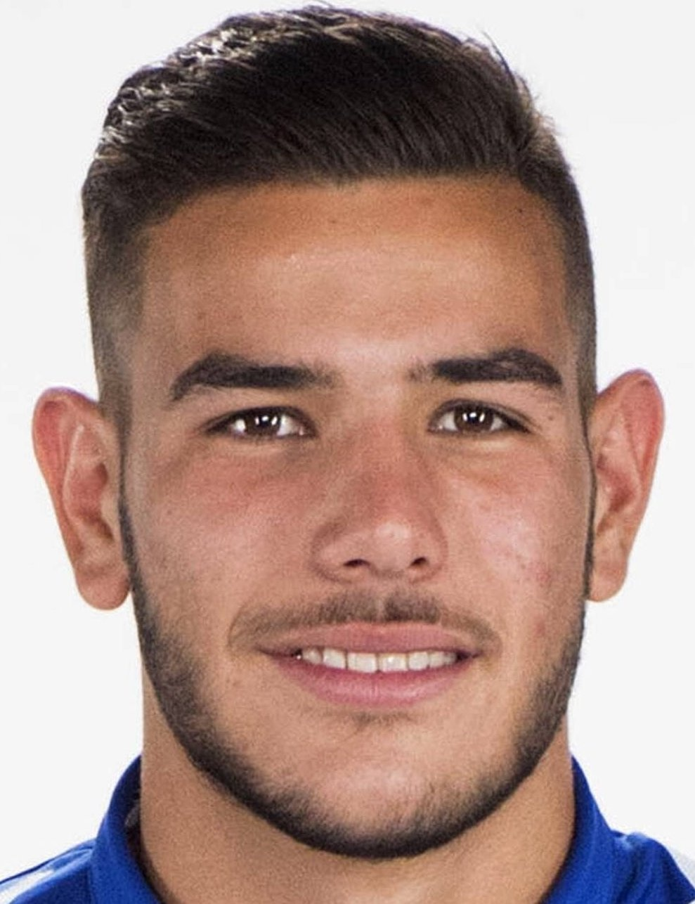 Photo of Lucas Hernández & his  Brother  Theo Hernández