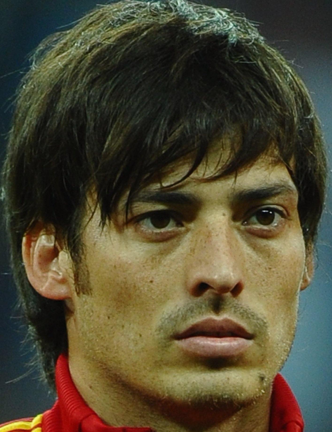 David Silva Player Profile 17 18