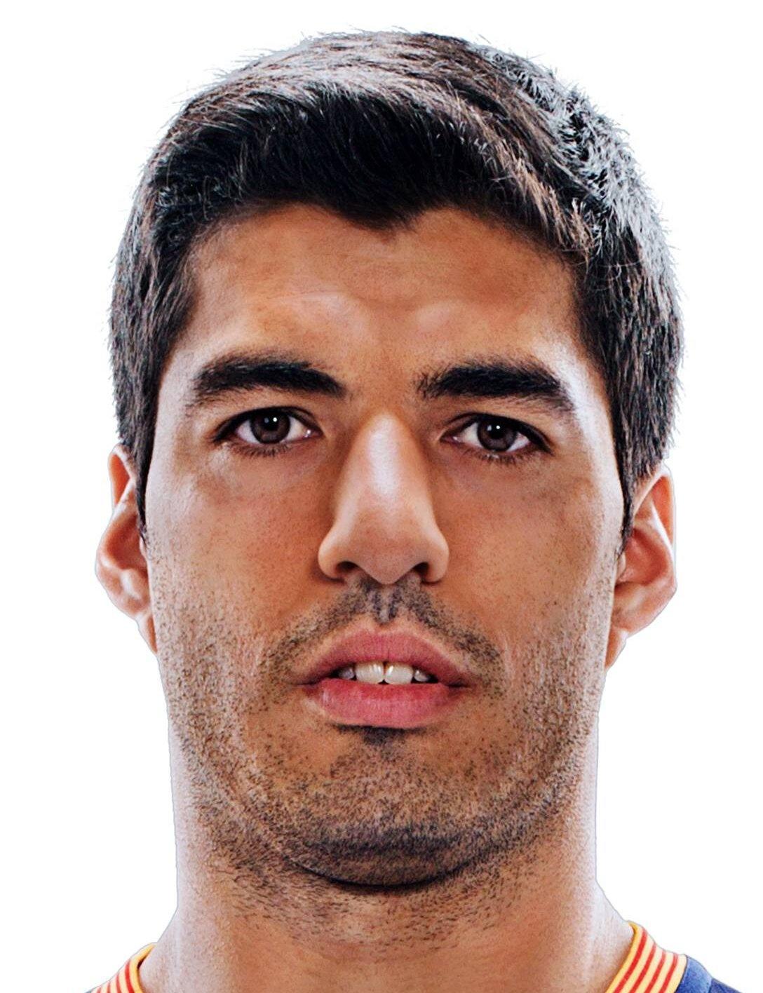 Luis Suárez Player Profile 17 18