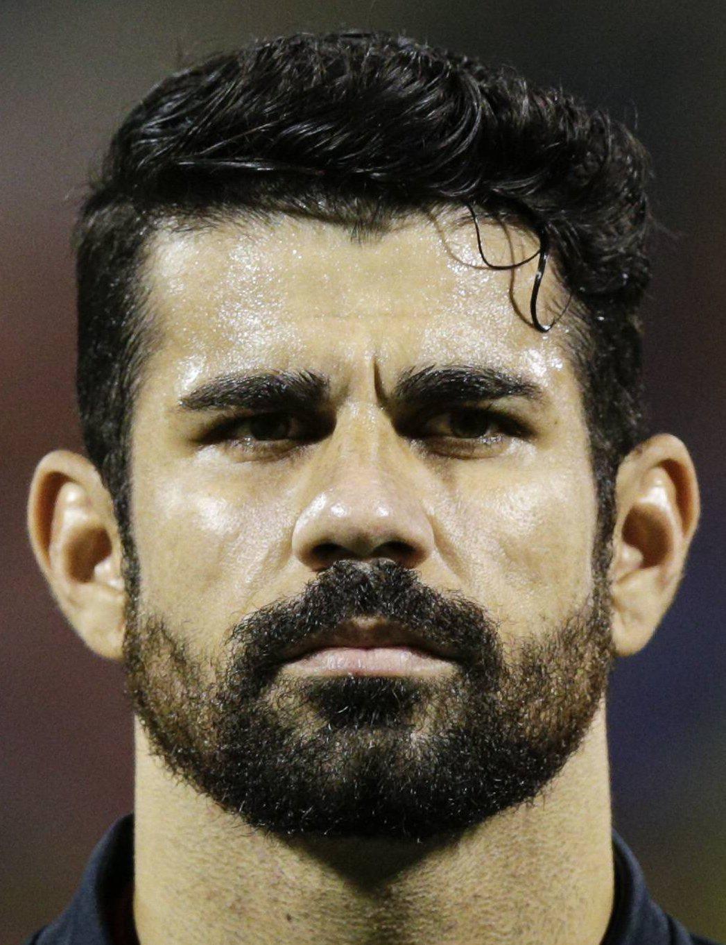Diego Costa Player Profile 17 18