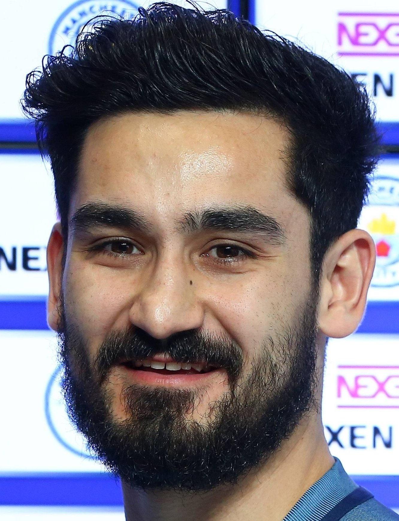 Ilkay Gündogan Player Profile 17 18