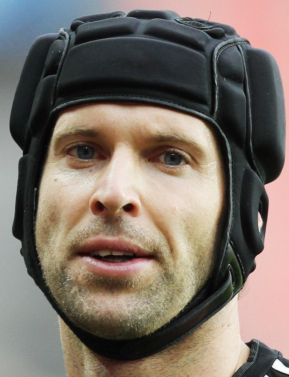 Petr Cech Player Profile 17 18