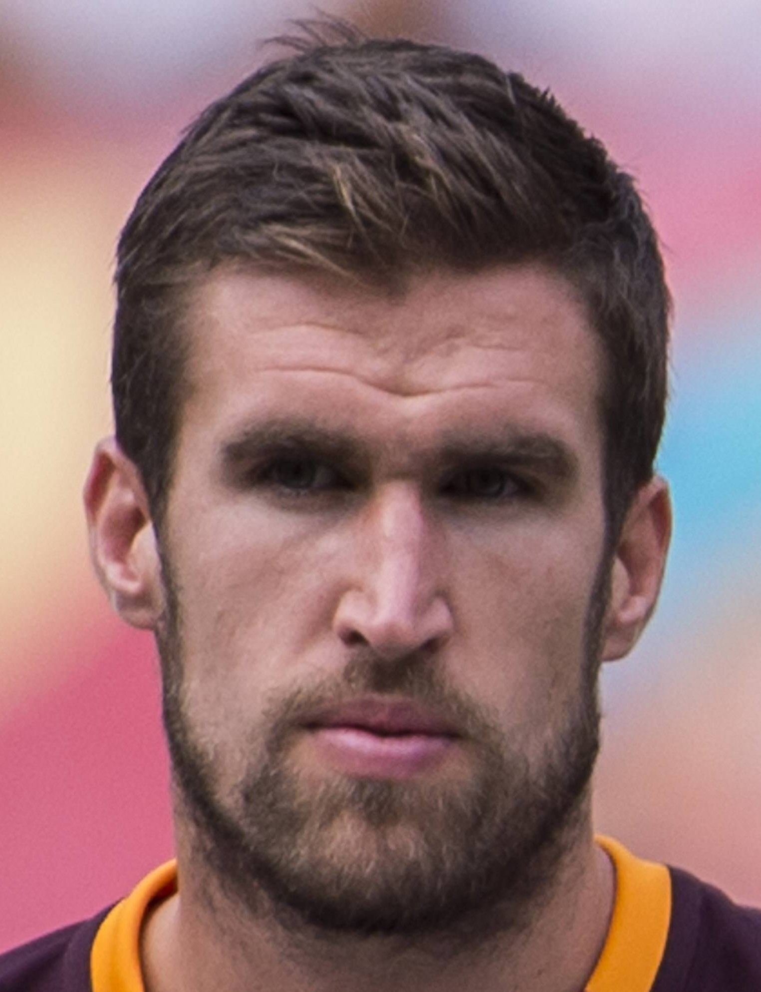 Kevin Strootman Player Profile 17 18