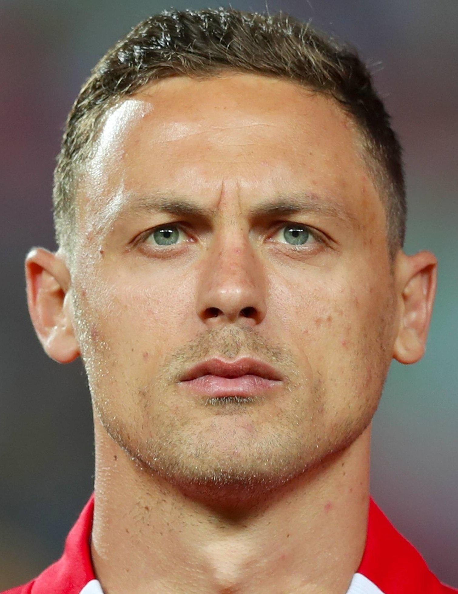 Nemanja Matic Player Profile 17 18