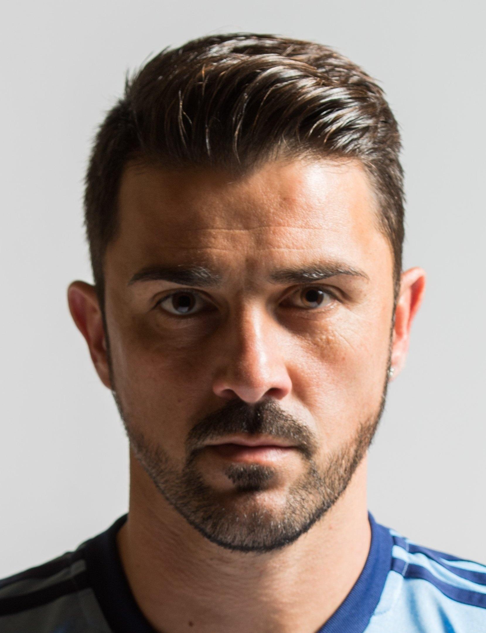 David Villa Player Profile 2017