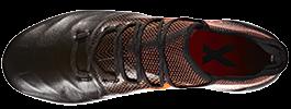 adidas X17+ LEATHER Pyro Storm