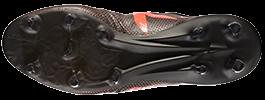 adidas X17+ PURESPEED Pyro Storm