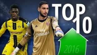 U21-Spieler 2016: Die größten Marktwertsprünge