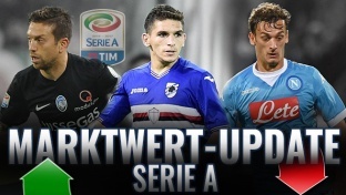 Marktwert-Update Serie A: Plus für Torreira und Gomez