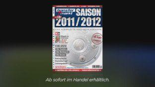 Verkaufsstart Saisonheft 2011/2012