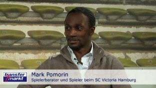 Mark Pomorin im Transfermarkt.tv Interview