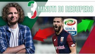 3 Minuti di recupero: Serie A-Transfer-Special