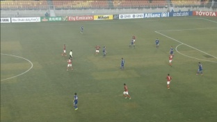 AFC CL: Millionentransfer mit Wahnsinns–Volley