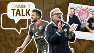Community-Talk: Der FC St. Pauli im Aufwind
