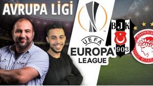 Hücum hattı: Beşiktaş, Olympiakos'a karşı avantajlı