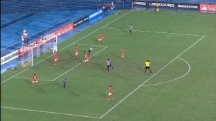 Copa Libertadores: Per Fallrückzieher-Kombo ins Tor