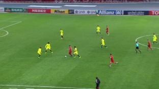 AFC CL: Wuchtiger Hulk lässt es krachen