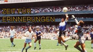 Argentinien: Maradonas Hand Gottes ist zurück