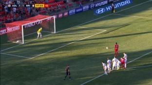 A-League: Adelaide siegt nach Elfmeter-Drama