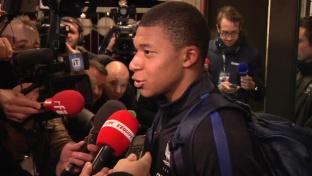 WM-Quali: Nach Debüt: Mbappe bleibt bescheiden