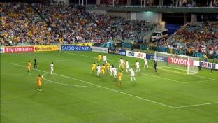 WM-Quali: Socceroos wahren WM-Chance