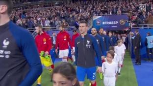 Frankreich - Spanien: Videoschiedsrichter macht sich bezahlt