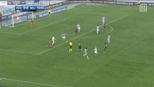 Donnarumma mit Patzer: Milan mit Remis gegen Pescara