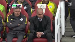 Sané & Mustafi treffen! Arsenal mit Remis gegen Man City