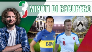 3 Minuti di recupero: Top-Talent Bentancur zu Juve