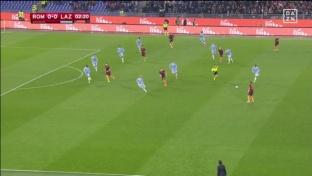 Lazio trotz Derby-Niederlage im Finale
