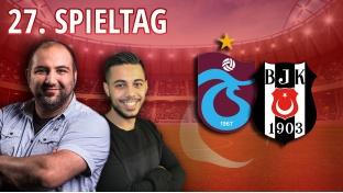 Süper Lig-Highlight: Trabzonspor vs. Besiktas