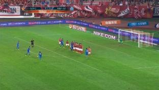 CSL: Renatinho-Rakete im Guangzhou-Derby
