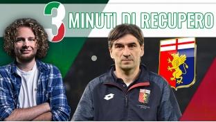 3 minuti di recupero: Trainereffekt? Nicht beim FC Genua