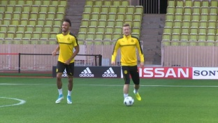 BVB vor Monaco: Die Hoffnung namens Reus
