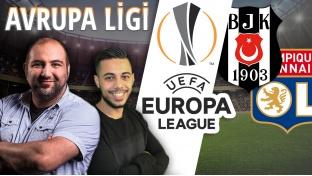 Hücum hattı: Avrupa Lig çeyrekfinal rövanş maçı