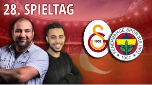 Süper Lig-Highlight: Galatasaray vs. Fenerbahce