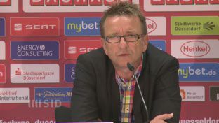 Fortuna: Trainer Norbert Meier zur Relegation