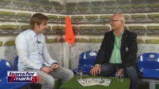 Klaus-Dieter Fischer (SV Werder) im Interview