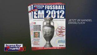 Vorstellung Transfermarkt EM-Heft 2012