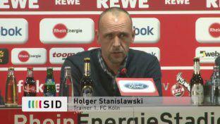 Pressekonferenz: Stanislawski-Vorstellung beim FC