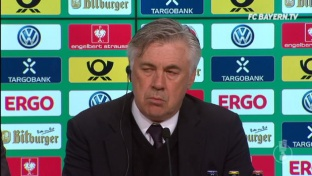 Ancelotti nach Pokal-Aus: