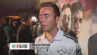 DFB: Götze vor Comeback