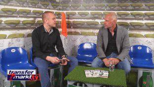 Trainer Dariusz Pasieka im Interview