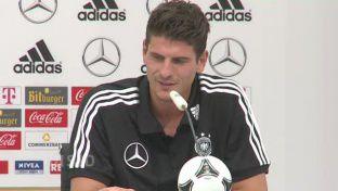 PK: Gomez zur Scholl-Kritik