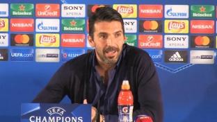 Buffon: Für diese Spiele wurde ich geboren