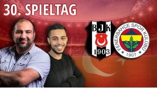 Süper Lig-Highlight: Besiktas vs. Fenerbahce