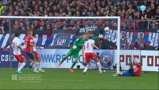 Premier Liga: Die fünf schönsten Tore im April