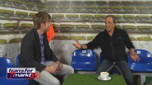Sky-Reporter Rolf Fuhrmann im Interview