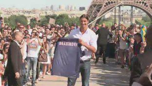 Ibrahimovic will mit Paris Geschichte schreiben